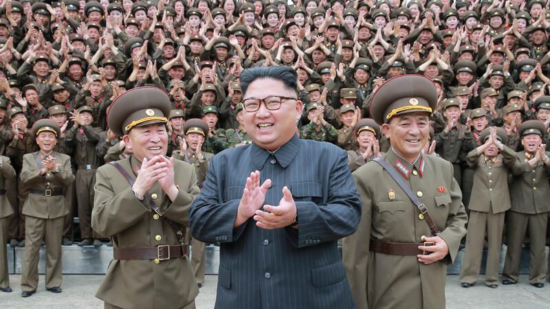 """Phenian: armele nucleare, """"factor de descurajare"""" împotriva """"imperialiștilor"""""""