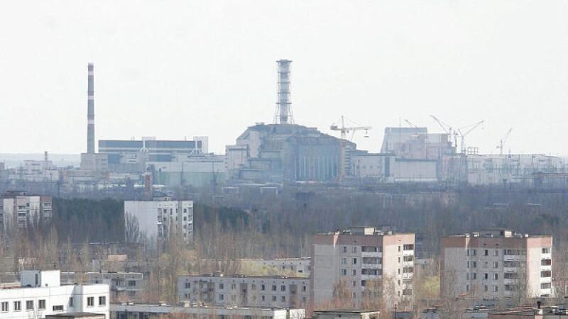 Cernobil reloaded! O regiune din Ucraina, chiar mai radioactiva