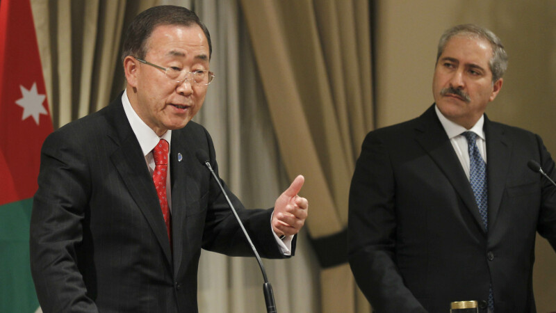 Secretarul general al ONU: