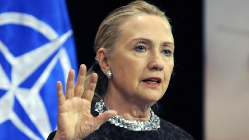 Hillary Clinton mentioneaza Romania intre tari ale caror guverne contracareaza
