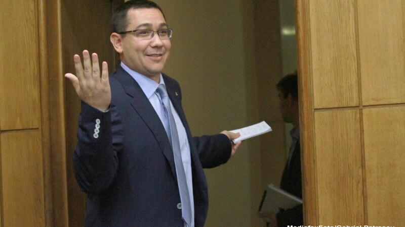 Victor Ponta: Masura privind reesalonarea creditelor a fost discutata in USL