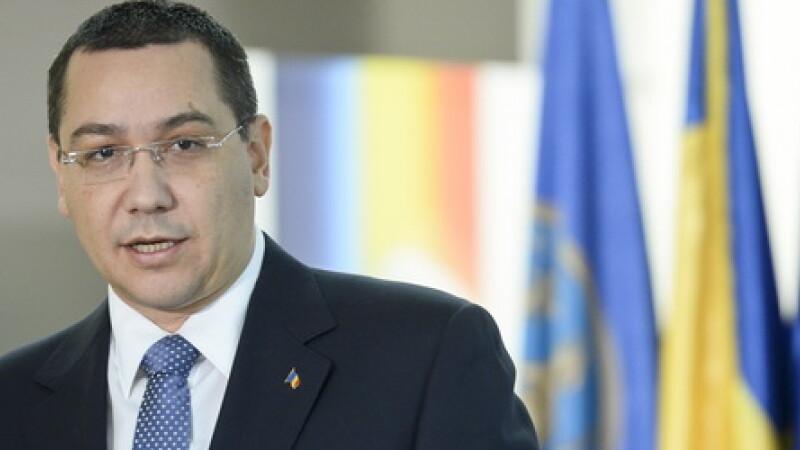Guvernul Ponta pregateste reducerea TVA de la 1 iunie.