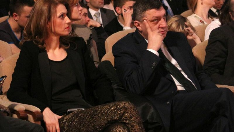 Lupta pentru sefia PNL. Alina Gorghiu si-a anuntat candidatura si este sustinuta de Klaus Iohannis