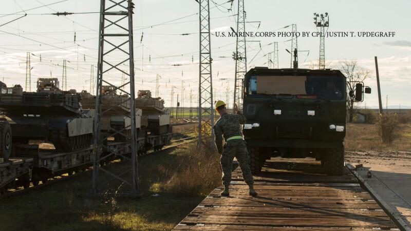 SUA fortifica prezenta militara americana in Romania pentru a-l descuraja pe Vladimir Putin. Anuntul facut de Pentagon