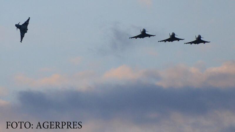 Un nou stat european va bombarda Statul Islamic in Siria. O escadrila de 16 avioane F-16 va incepe seria de lovituri aeriene
