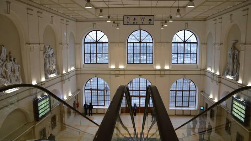 Cum arata noua Gara din Arad dupa modernizare. Ministrul Transporturilor a vizitat si santierul liniei de cale ferata