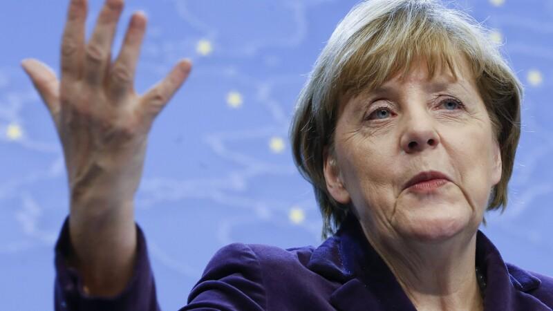 Merkel vrea sa reduca numarul imigrantilor care sosesc in Germania. Restrictiile impuse solicitantilor de azil