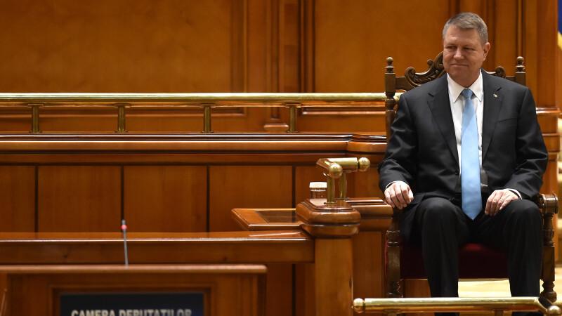 Presedintele Klaus Iohannis cere Parlamentului sa reexamineze legea ce interzice publicitatea la medicamente pe radio si TV