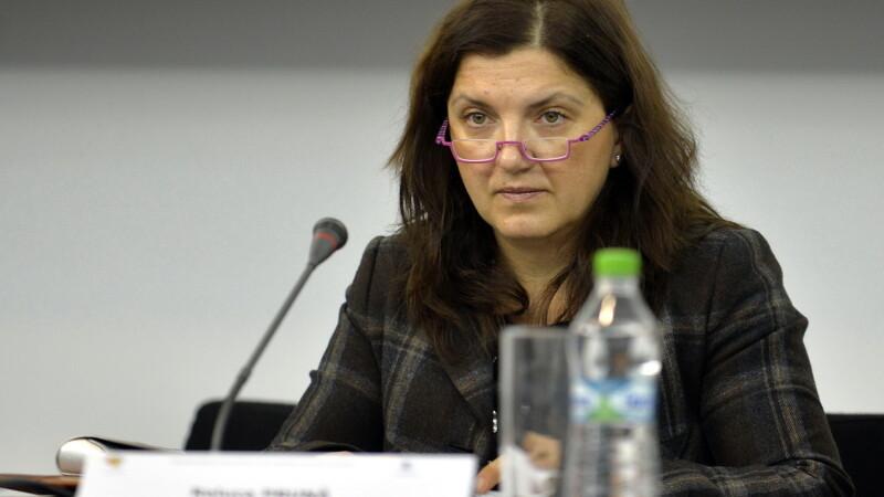 Ministrul Justitiei, Raluca Pruna, a anuntat cand va abroga legea prin care