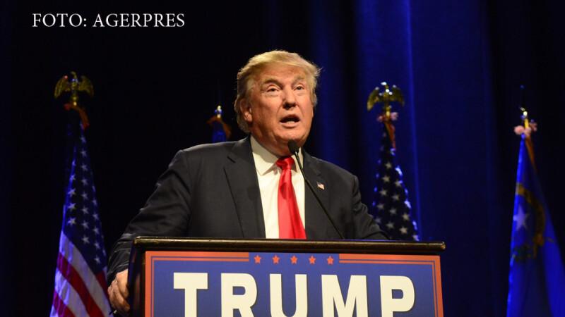 Gafa de proportii in primul spot publicitar lansat de Trump. Suma pe care o investeste saptamanal in campaniile televizate