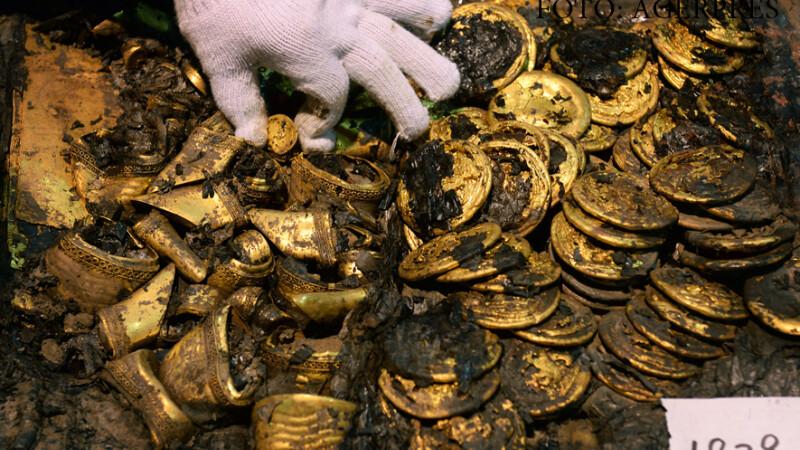 Descoperire spectaculoasa a arheologilor chiar inainte de Craciun. Ce au gasit intr-un mormant vechi de 2.000 de ani