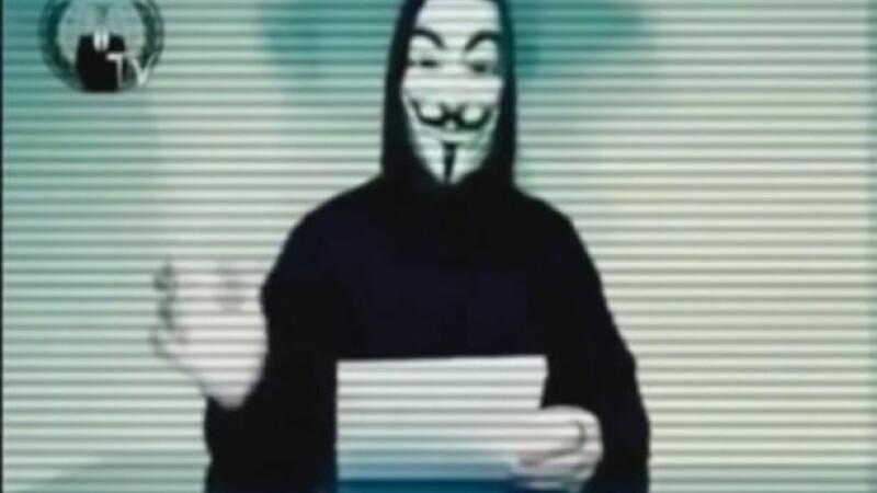 Hackerii de la Anonymous sustin ca au impiedicat un atentat terorist al Statului Islamic, in Italia. Ce mesaj au transmis
