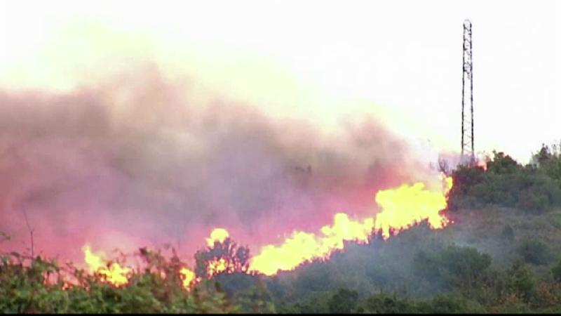 Lupta pompierilor spanioli cu incendiile violente din nordul tarii continua. La ce concluzie au ajuns autoritatile