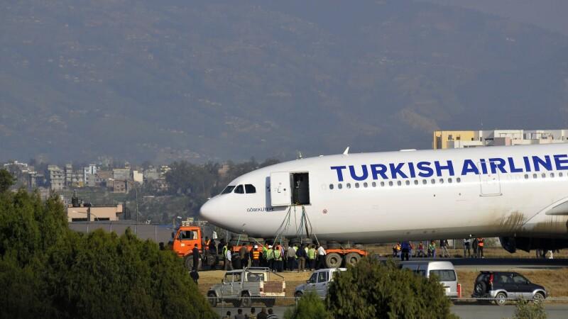 Ninsorile abundente provoaca probleme in Europa. Turkish Airlines anuleaza zboruri spre si dinspre Istanbul