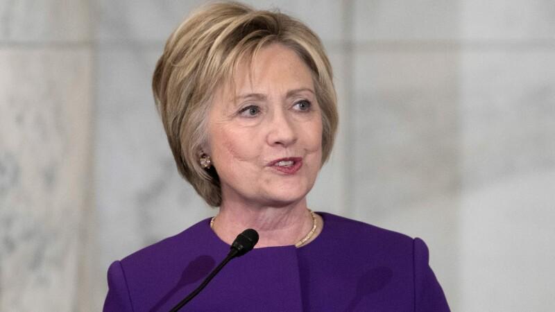 Hillary Clinton ataca