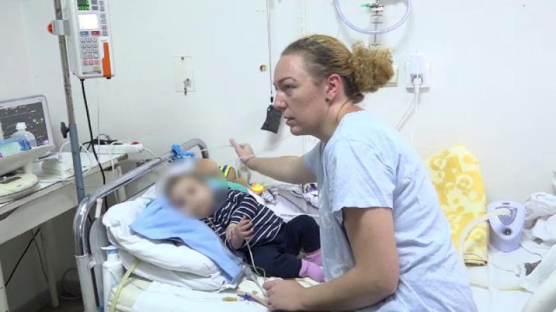 Alexandru, un copil de 7 luni care sufera de o boala genetica, are nevoie de ajutor. Parintii lui au salvat sute de vieti
