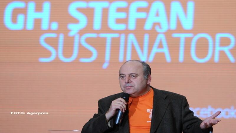 O noua condamnare pentru Gheorghe Stefan: 3 ani de inchisoare cu executare, in dosarul finantarii ilegale a PDL