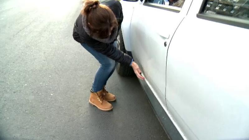 Taxati pe nedrept pentru daune auto pe care nu le-au facut. Ce a patit o tanara care a inchiriat o masina in Germania
