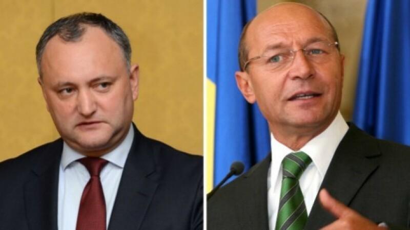 Fostul presedinte al Romaniei Traian Basescu l-a dat in judecata pe actualul presedinte al Moldovei. Ce vrea sa obtina