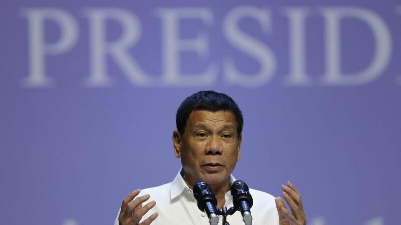 Rodrigo Duterte, presedintele Filipinelor, recunoaste ca a ucis trei oameni.