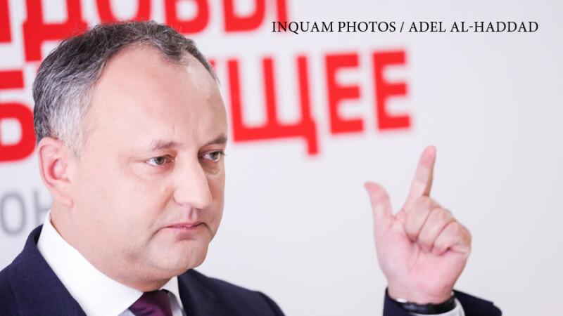 Igor Dodon vrea sa inlocuiasca manualele de