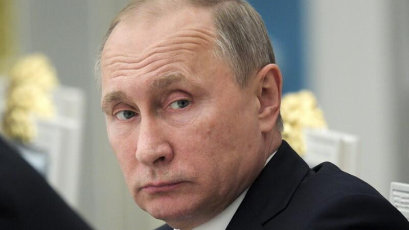 Rusia a inaugurat o conducta de gaze spre Crimeea. Vladimir Putin: