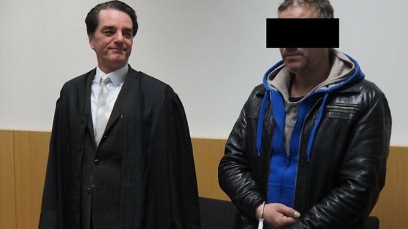 """Cerșetor român prins la furat caviar și somon afumat, în Germania: """"Onorată instanță, mi-era foame"""""""
