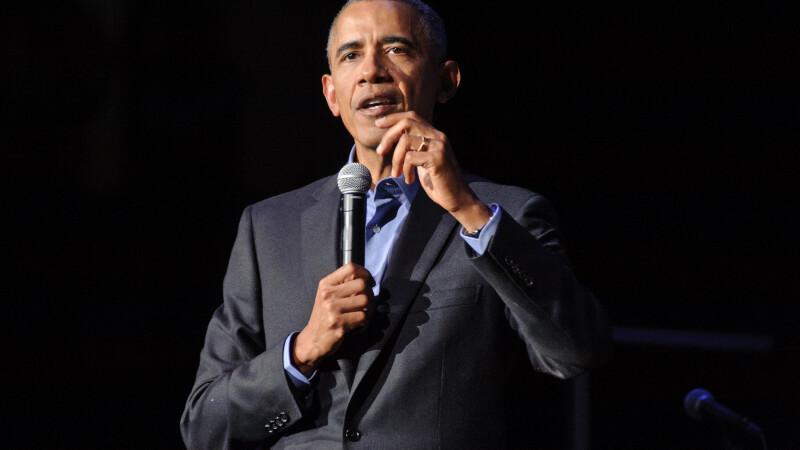 """Barack Obama îl critică pe Donald Trump: """"Gândiți înainte să vorbiți sau să scrieți pe Twitter"""""""