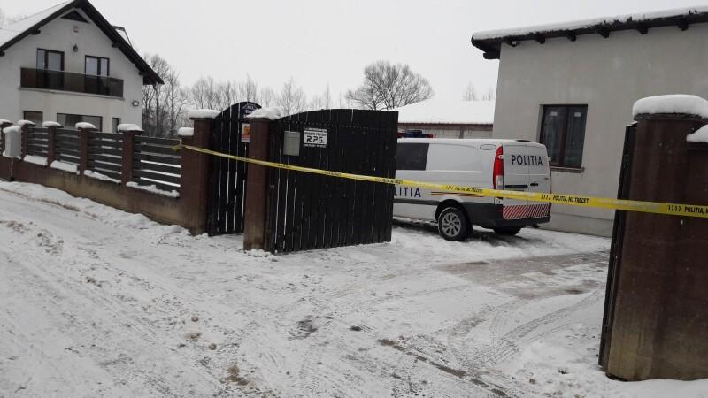 Poliţistul rănit cu sabia la Rădăuți, operat pentru doua oară. Medicii sunt rezervați