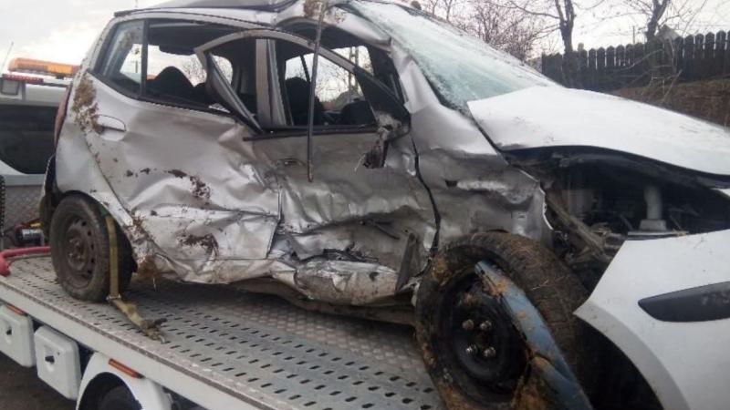 Studentă de 21 de ani, moartă într-un groaznic accident la Iași. Tânăra studia psihologia