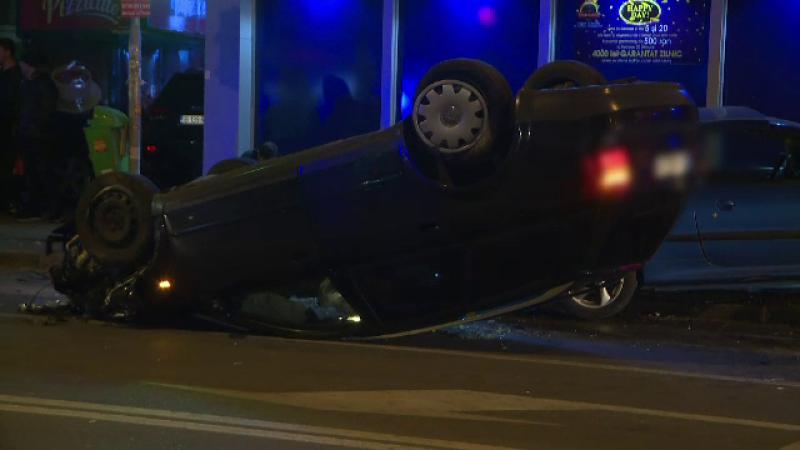 Accident cu multe semne de întrebare, petrecut în Sectorul 6 din Capitală
