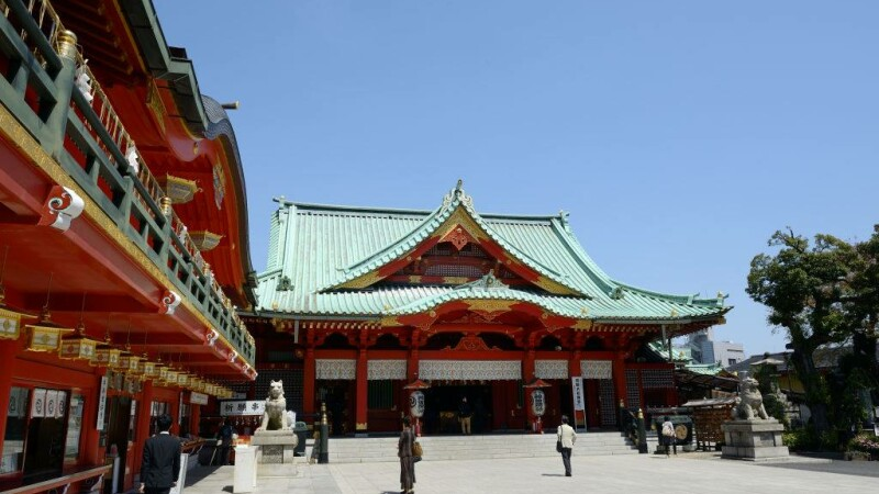 Templu Japonia