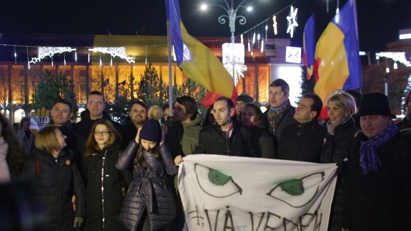 proteste guvern - 1