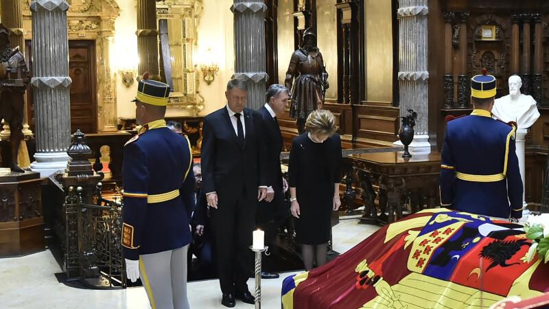 Klaus Iohannis, principesa Margareta