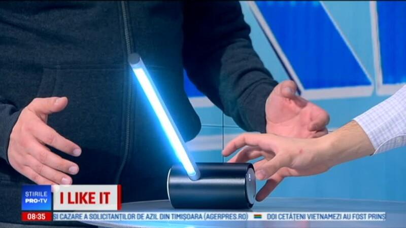 lampa inteligenta Roll