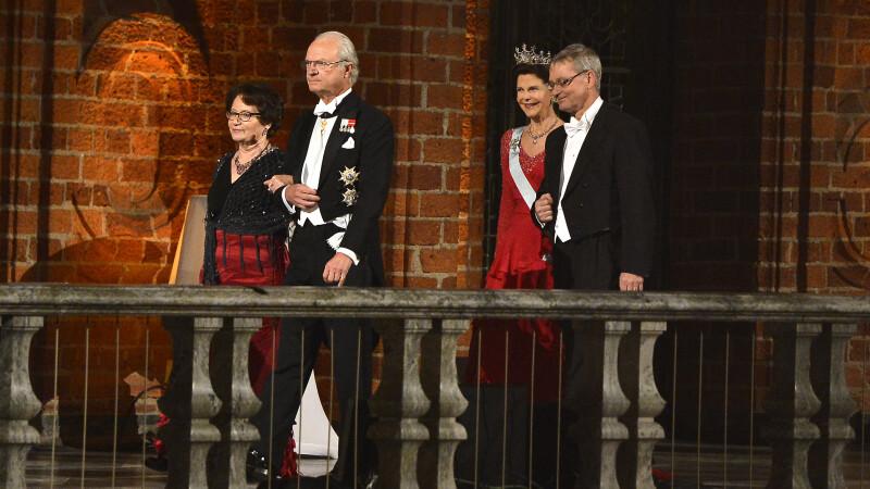 Majestatea Sa Regele Carl XIV Gustaf al Suediei