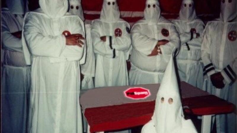 Ku Klux Klan a anuntat ca va recruta evrei, homosexuali si persoane de culoare. Intentiile ascunse din spatele deciziei