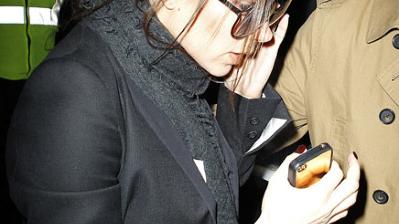 Victoria Beckham are iPhone de aur de 35.000 de dolari