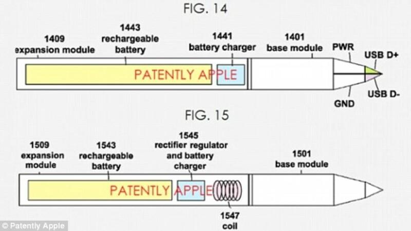 Apple ar putea avea in lucru un stilou-spion. Ce face iPen-ul, dotat cu laser si camera