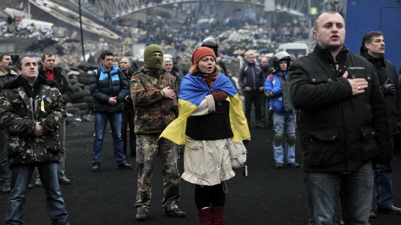 Ucraina are un presedinte interimar: Aleksandr Turcinov. Ce i-a spus Angela Merkel la telefon Iuliei Timosenko