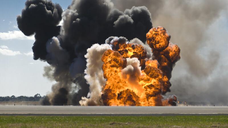 Amenda primita de o companie de reciclare, dupa ce o explozie a dus la ranirea a trei angajati. Ce au descoperit anchetatorii