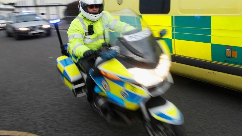 Accident spectaculos surprins pe o autostrada din Marea Britanie. Ce se intampla cu bebelusul din masina rasturnata in viteza