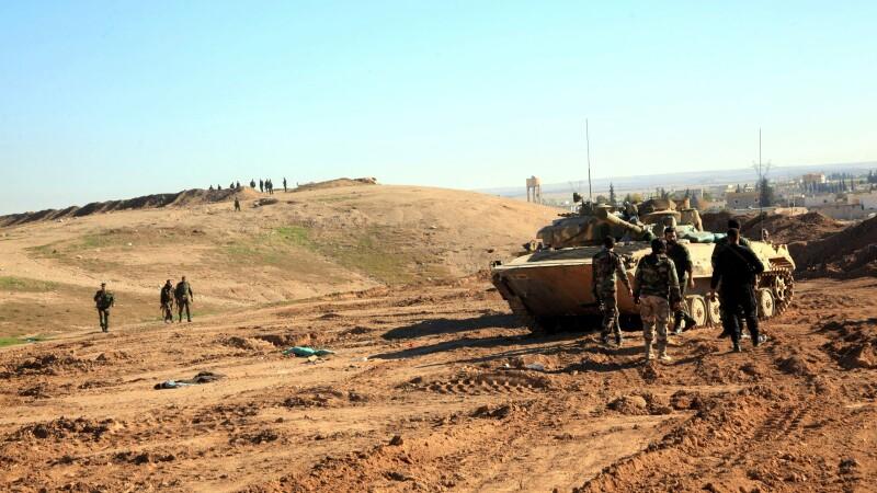 Armata siriana, ajutata de rusi, a incercuit orasul Alep, ocupat de rebeli. ONU a suspendat negocierile de la Geneva