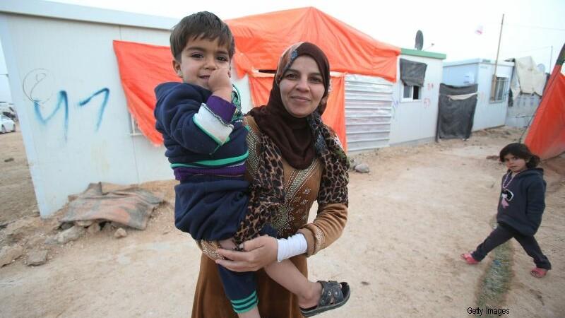 """Regele Iordaniei cere ajutor comunitatii internationale: """"Nu poti spune nu"""". Tara e coplesita de numarul mare de imigranti"""