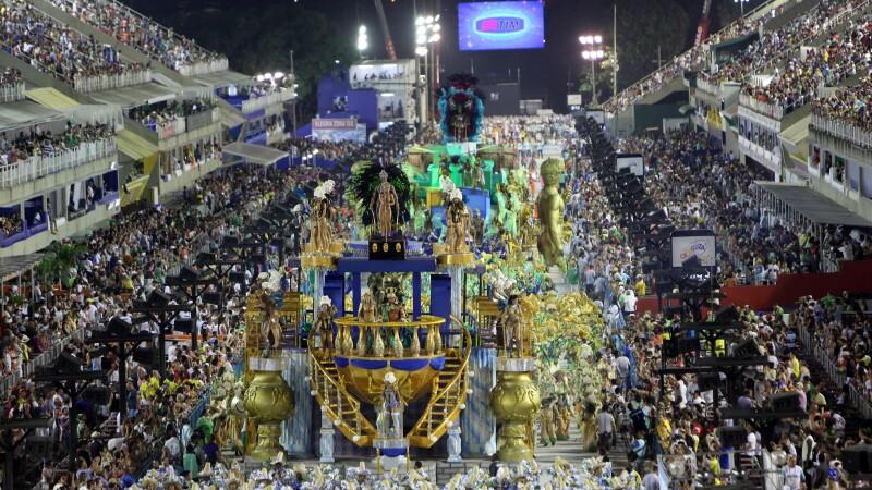 Carnavalul de la Rio a inceput sub amenintarea virusului Zika:
