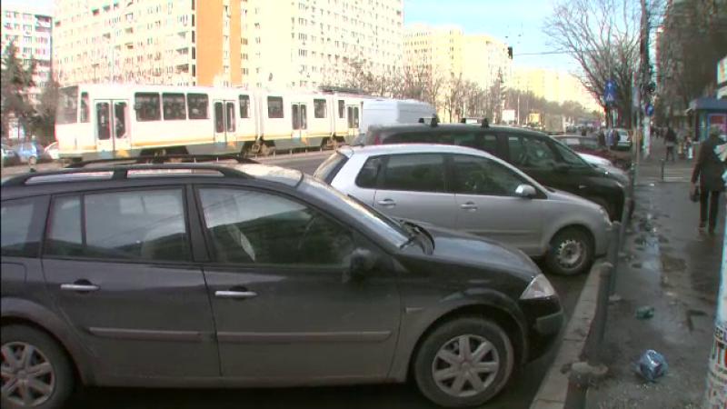 Taxele de stationare, solutia Bancii Europene pentru cele 100.000 de masini parcate ilegal in Capitala. Care ar fi tarifele