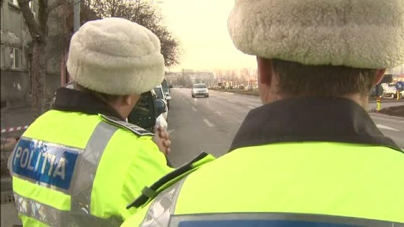 Noile radare cu camere HD ale Politiei vor inregistra si trasaturile soferului. Ce alte detalii va surprinde aparatul