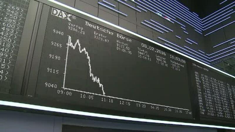 Scaderi dramatice pe burse pentru indicii europeni. Cele doua fenomene care ii ingrijoreaza pe investitori
