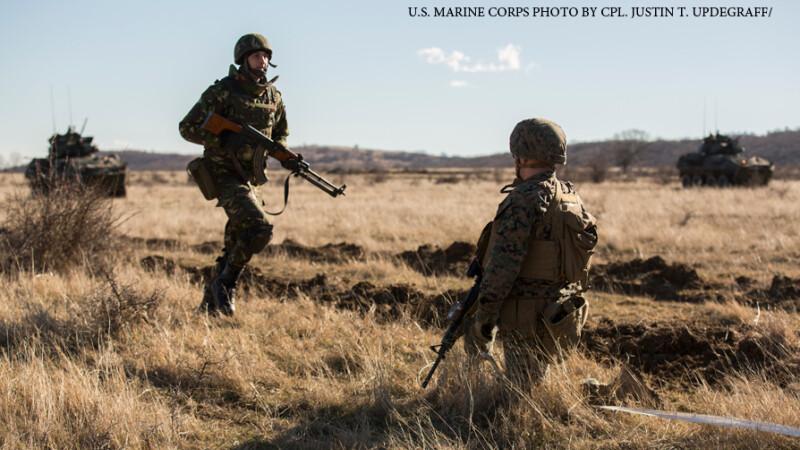 Rusia riposteaza dur la intarirea fortelor NATO in Romania si in tarile baltice.