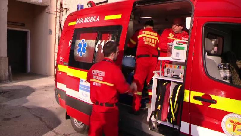 Incident in gara din Timisoara. O femeie care curata vagoanele s-a dezechilibrat si a fost tarata de locomotiva cativa metri